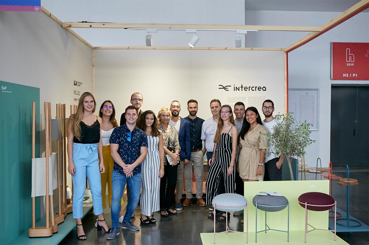 Intercrea 2019 - Inclass